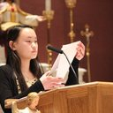 Students Christmas Mass 2015 photo album thumbnail 28